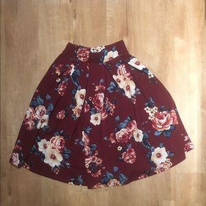 IRIS Circle / Skater Skirt